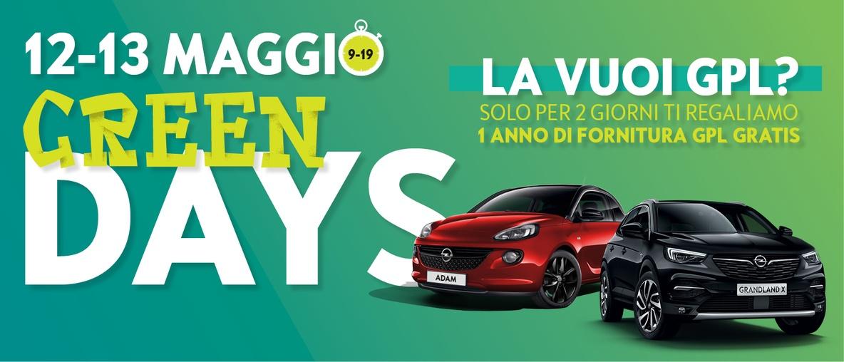 Opel Autentika Brescia green days