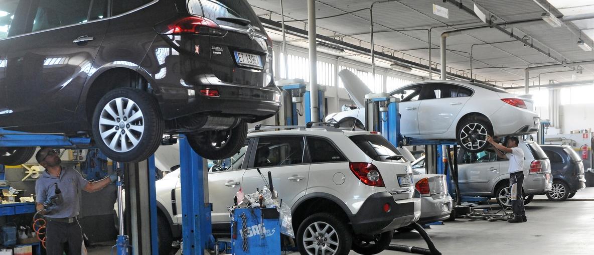 Prenotazione intervento Concessionaria Opel Vighini, Sanguinetto, Verona