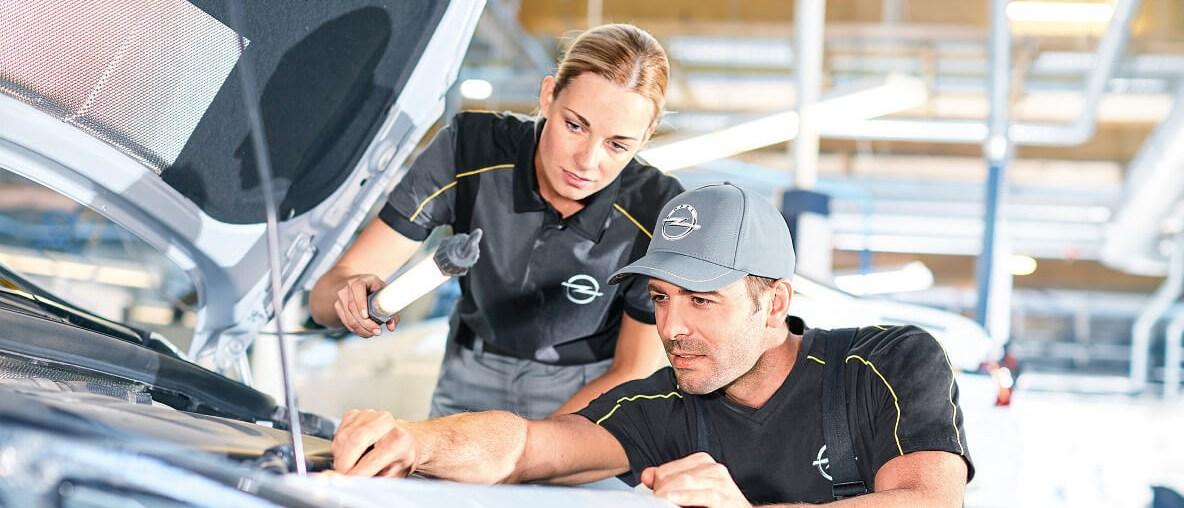 Manutenzione, Concessionaria Opel Almauto, Jesi, AN