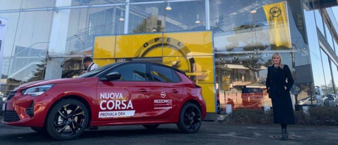 road experience - nuova opel corsa