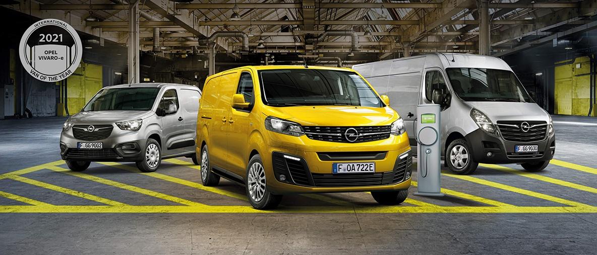 Opel Veicoli Commerciali