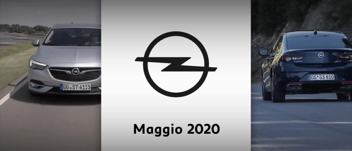 OPEL – Video Infopress Maggio 2020