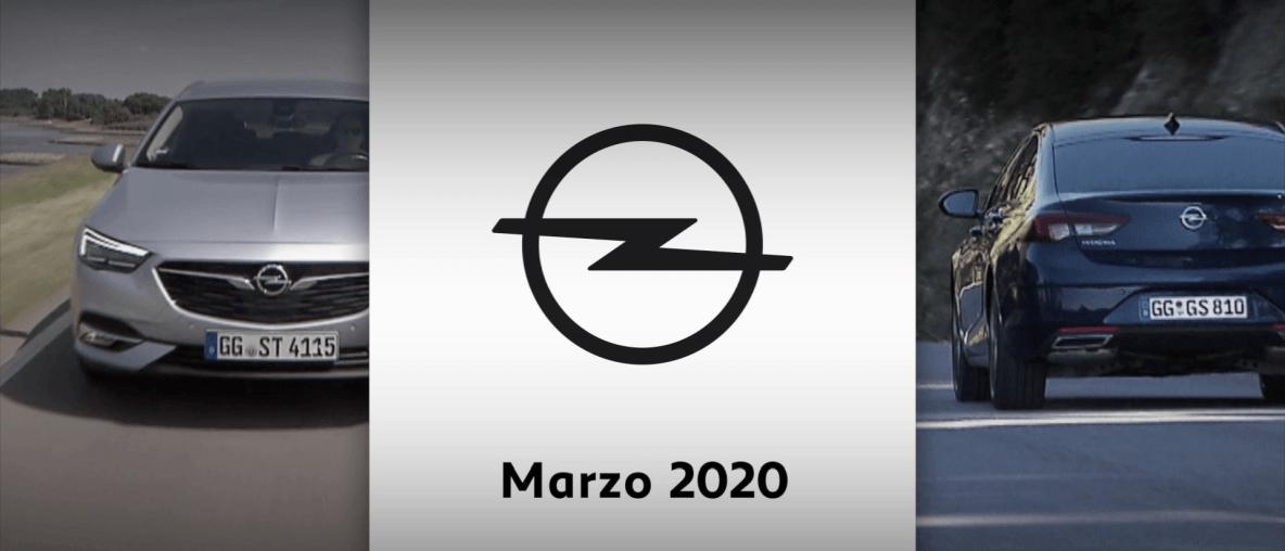 OPEL – Infopress Marzo 2020