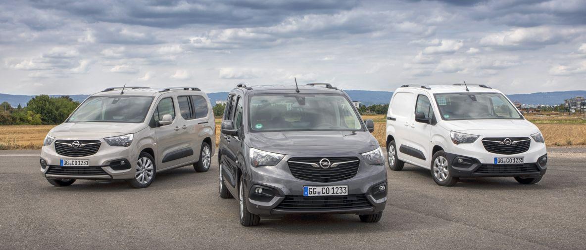 I sistemi di assistenza alla guida di Opel Combo: primus inter pares