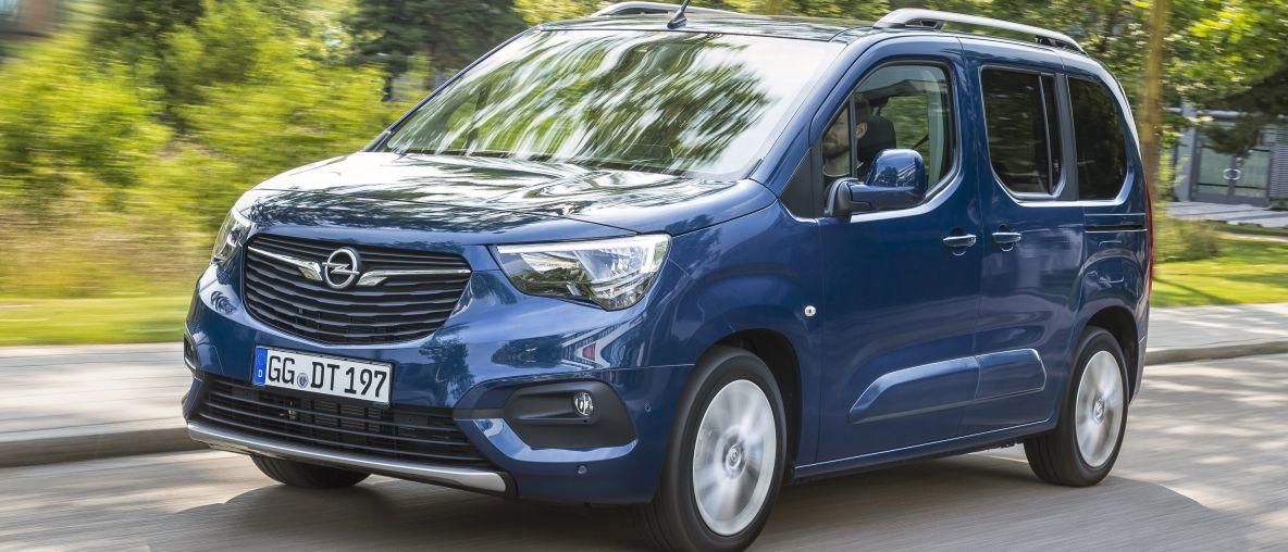 I tutorial di Opel: il riconoscimento vocale di Combo Life e le altre Opel