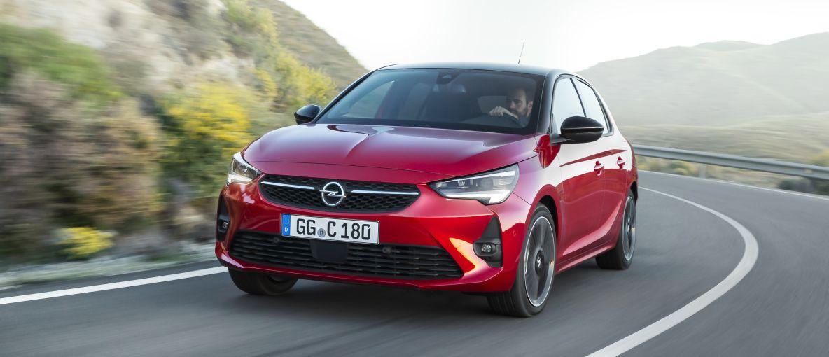 Nuova Opel Corsa dà accesso a tecnologie e sicurezza anche per i neopatentati