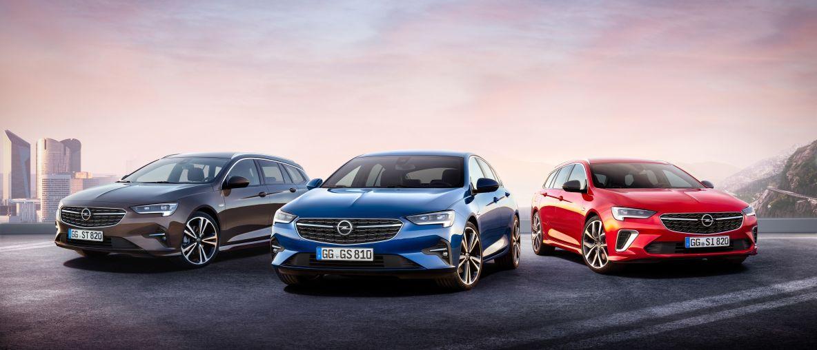 In rampa di lancio: al via gli ordini della nuova Opel Insignia
