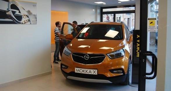 Opel Marinauto