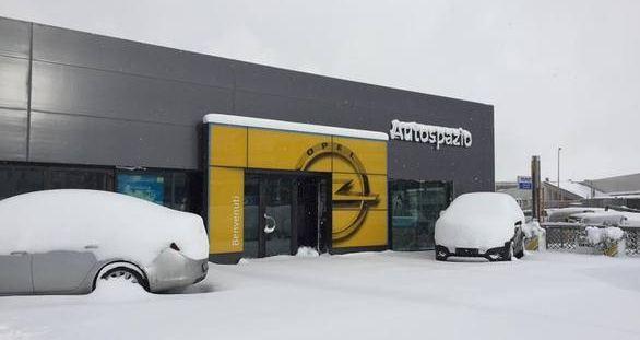 Sede esterno neve 2