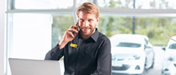 Opel Lavora con noi