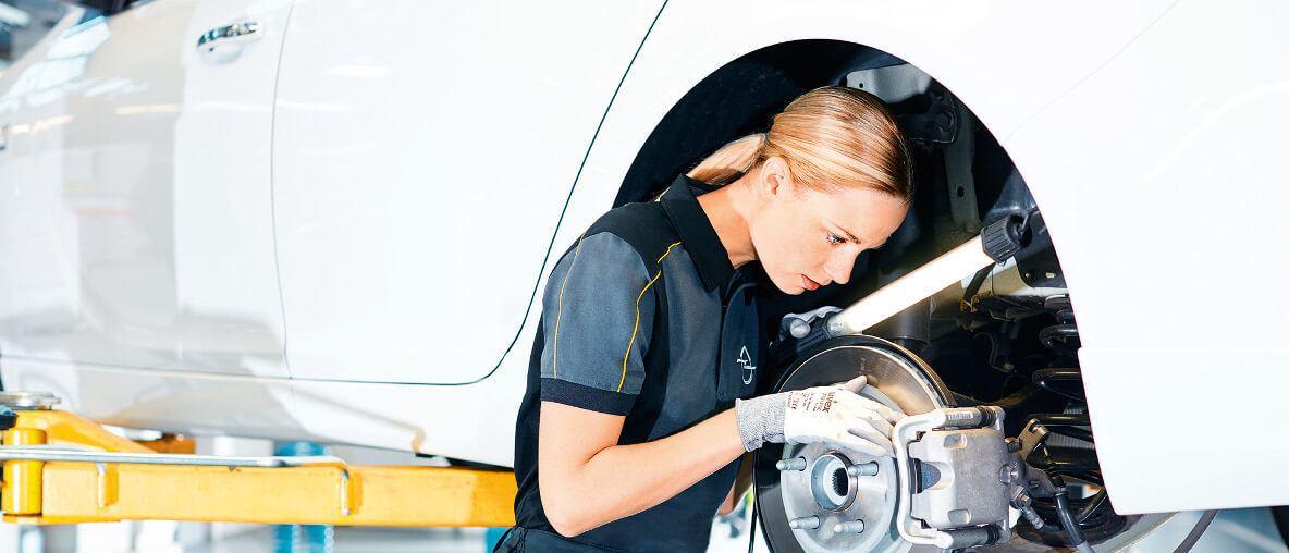 modena assistenza e vendita Opel