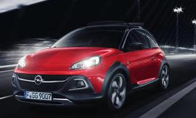 Opel L'Automobile Adam