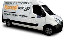 Opel riccardi furgone
