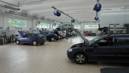 Opel Passeri Mesenzana