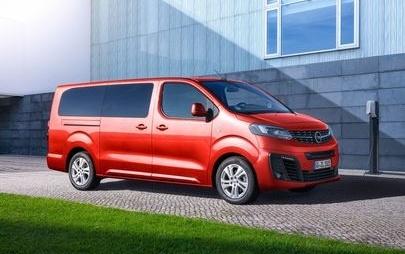 Opel Zafira-e Life: nuova ammiraglia zero emissioni per viaggi esclusivi