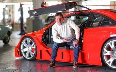 Fast times: Joachim Winkelhock da 20 anni alla Opel
