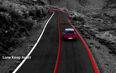 Nuova Opel Corsa offre tecnologie di sicurezza di livello superiore