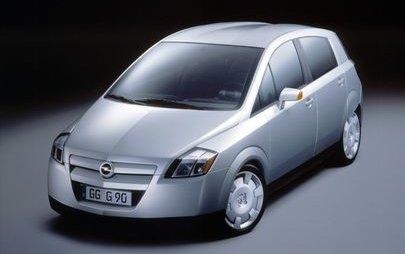 Opel riduce le emissioni di CO2 dal 1999 con la concept G90