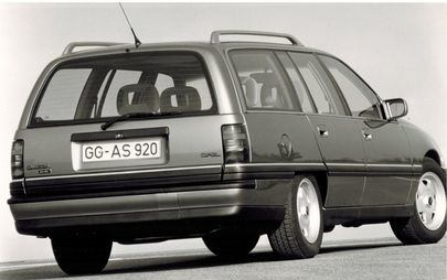 Opel Omega: guidare una Top Wagon
