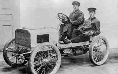 Dalle Opel-Darracq alle Opel Motorwagen