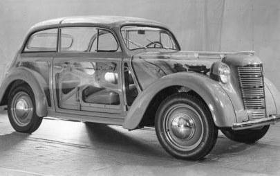 Gli 85 anni di Opel Kadett