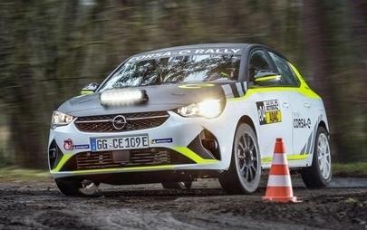 Il programma per l'ADAC Opel e-Rally Cup è fissato