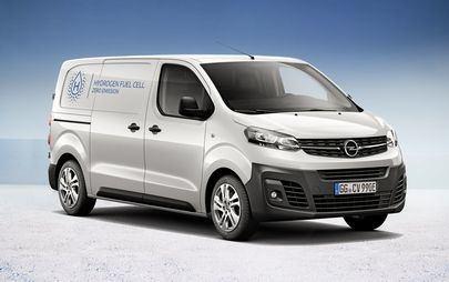 Nuovo Opel Vivaro-e HYDROGEN: il veicolo elettrico Plug-In Fuel Cell da zero emissioni e rifornimenti rapidi