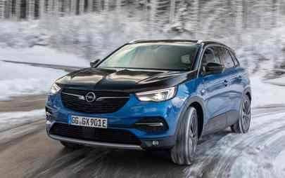 Tutte le soluzioni Opel a prova di inverno