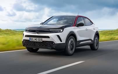 Allestimenti alto di gamma, Ultimate e GS Line, per nuovo Opel Mokka