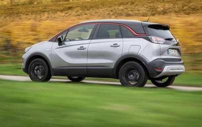 Nuovo Opel Crossland arriva in concessionaria