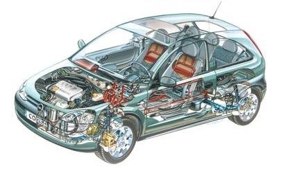 La terza generazione cambiò l'immagine di Opel Corsa