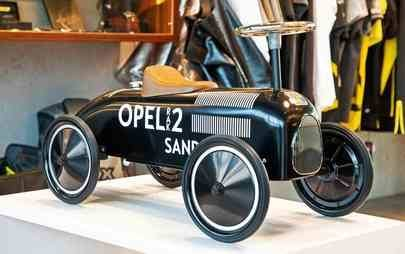 Shopping online: Regali di Natale dalla Opel Collection
