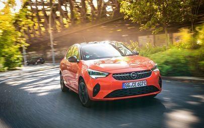La gamma elettrica Opel per le vacanze