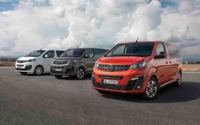 Opel Zafira Life autentico salotto su ruote, con infinite possibilità di personalizzazione