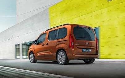 Nuovo Opel Combo-e Life: l'eroe di tutti i giorni diventa elettrico