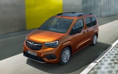 Il nuovo Opel Combo-e Life è ordinabile