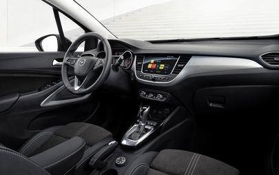 Nuovo Opel Crossland: molto più di un bel viso