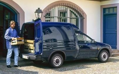 In Opel le consegne giornaliere hanno una tradizione di 120 anni