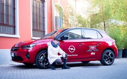 La finale di X Factor 2019 punta i riflettori su Opel