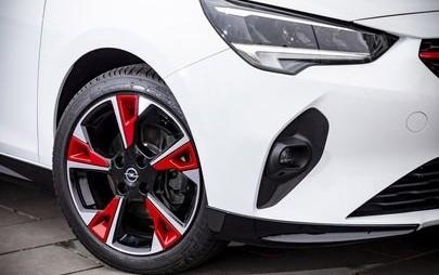 Personalizzazioni a piacere per la nuova Opel Corsa