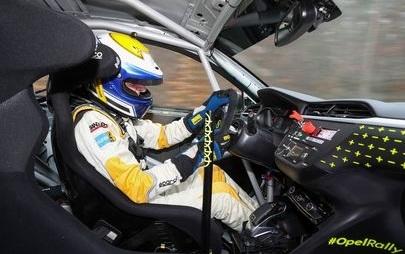 Holzer e Michelin sono i nuovi partner della ADAC Opel e-Rally Cup