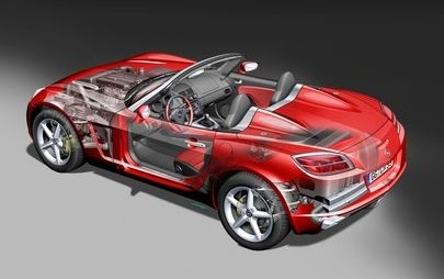 Il ritorno della Opel GT