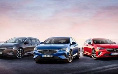 L'ammiraglia superveloce: Opel Insignia GSi debutta al Salone dell'Automobile di Bruxelles