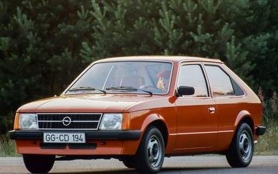 Oltre 40 anni fa l'antesignana della Opel Astra diventava a trazione anteriore