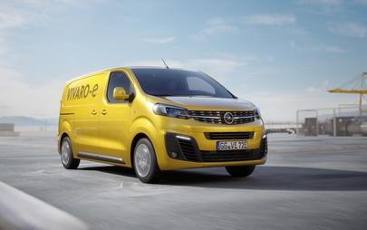 Opel Vivaro-e a partire dal 2020: un van di successo in versione elettrica
