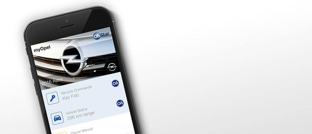 Opel, Lamiaopel, App