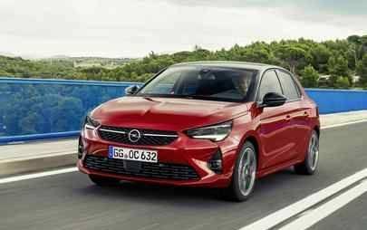 Il grande successo continua: Opel ha già prodotto più di 300.000 nuove Corsa