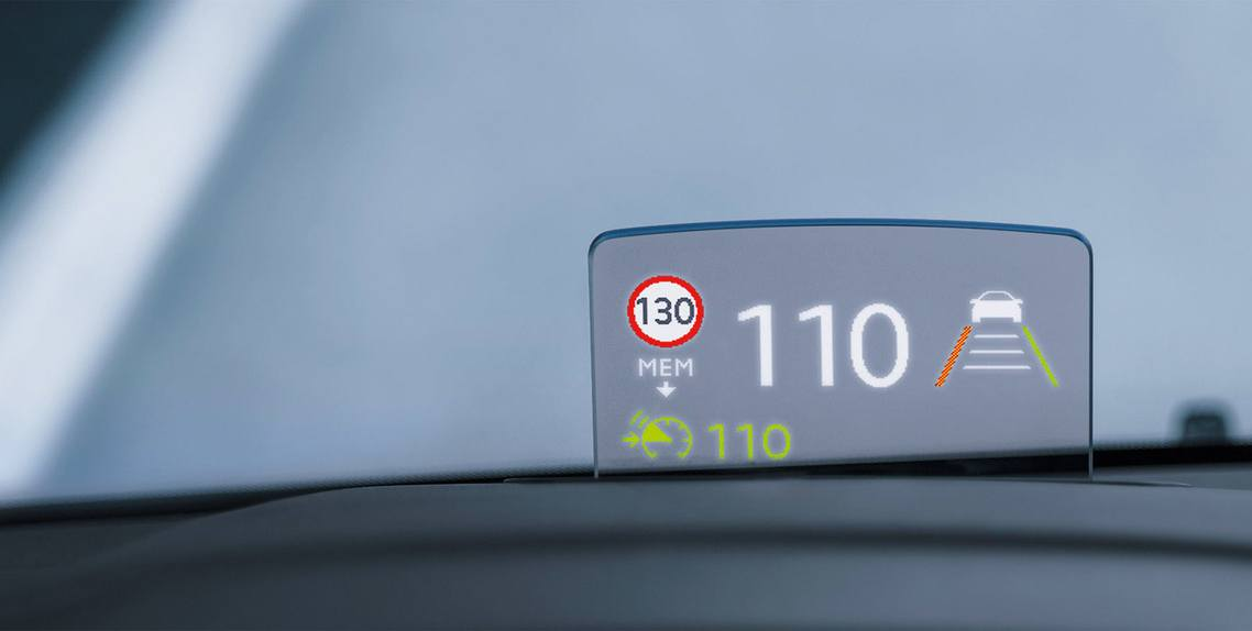 HEAD UP DISPLAY