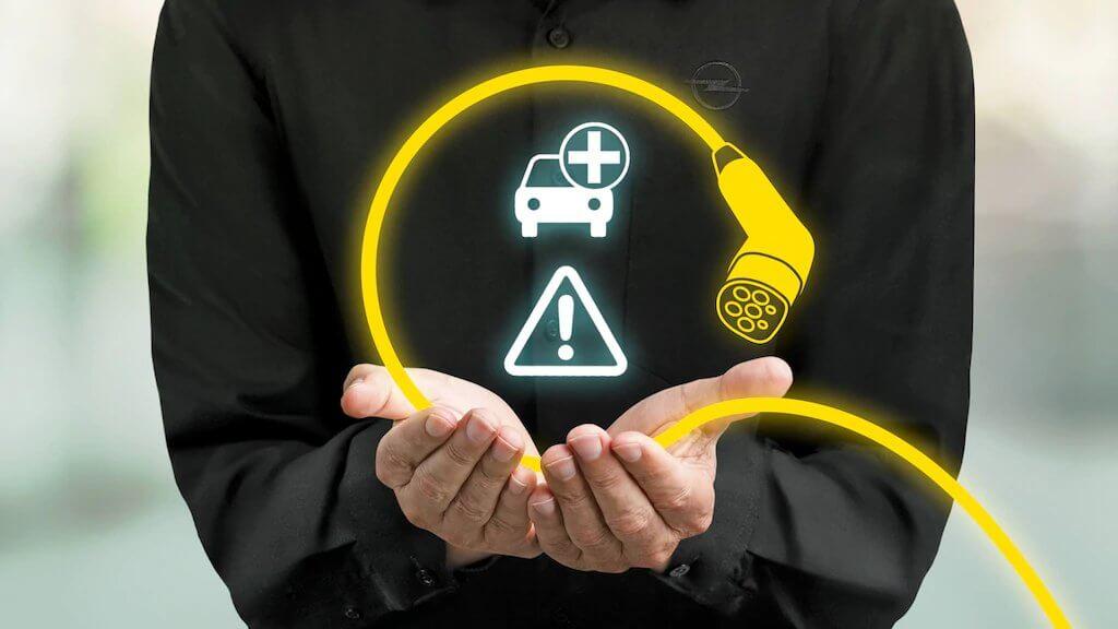 Estensione di Garanzia FlexCare-e per veicoli elettrici e ibridi plug-in