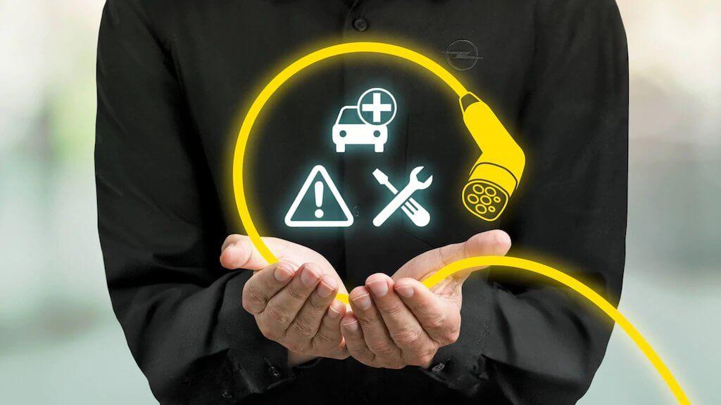FlexCare-e Silver per veicoli elettrici e Ibridi Plug-in